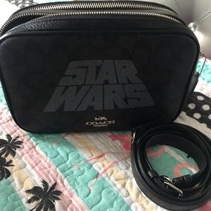 Limited Edition Star Wars Coach Crossbody bag